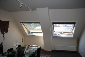 Antwerpen-raamplisse-aan-dakvenster