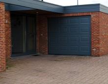 Garagepoort in Gooreind