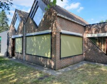 Screens te Brasschaat