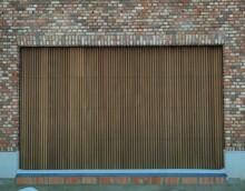 Sectionale garagepoort te Wuustwezel